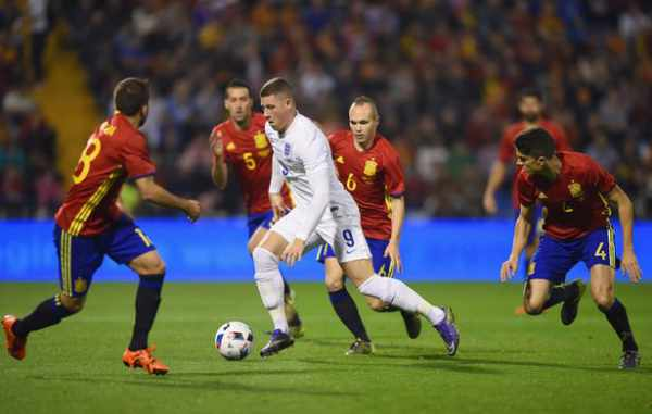 spain vs england - photo #11